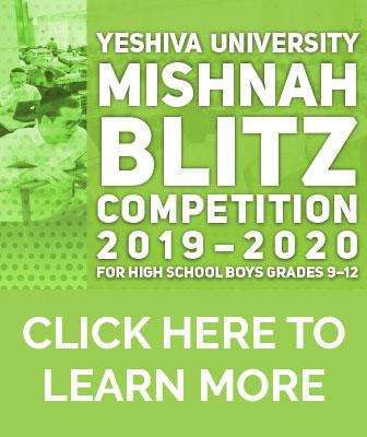 Mishna Blitz