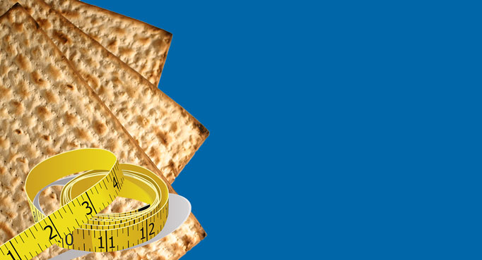 How Much Matza Do You Need To Eat?