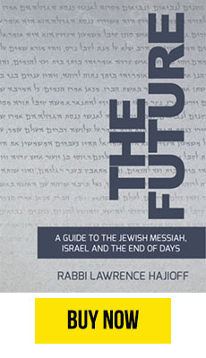 Buy Rabbi Hajioff's new book