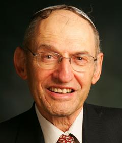 Rabbi Dr. Aaron Rakeffet-Rothkoff