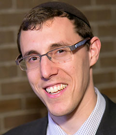 Rabbi Adam Frieberg