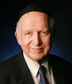 Rabbi Dr. Aharon Lichtenstein