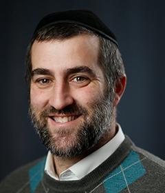 Rabbi Andi Yudin