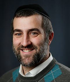 Rabbi Andi Yudin
