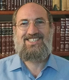 Rabbi Ari Shvat (Chwat)