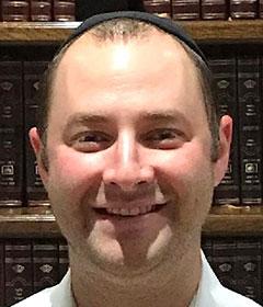 Rabbi Aron Zimmer
