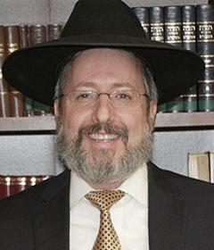 Rabbi Asher Brander