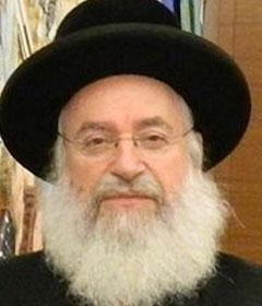 Rabbi Asher Weiss