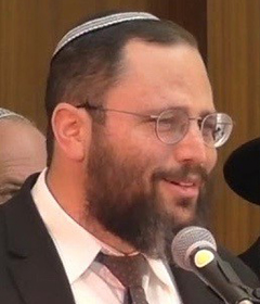 Rabbi Avi Sylvetsky