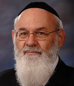 Dr. Avraham Steinberg