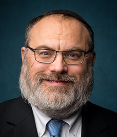 Rabbi David Hirsch