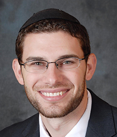 Rabbi David Schlusselberg