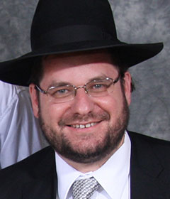 Rabbi Doron Beckerman