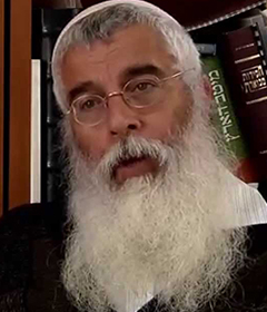Rabbi Dov Zinger