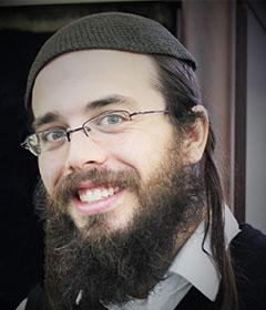 Rabbi Dovid'l Weinberg