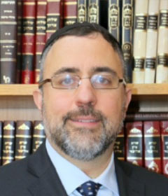 Rabbi Etan Tokayer