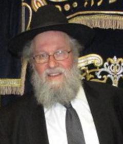 Rabbi Eli Brudny