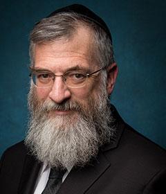 Rabbi Eli Baruch Shulman