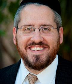 Rabbi Gidon Shoshan