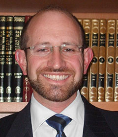 Rabbi Yehoshua Grunstein