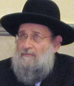 Rabbi Herschel Zolty