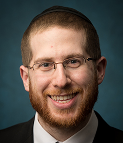 Rabbi Jake Steinmetz