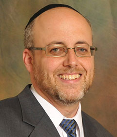 Rabbi Jeffrey Saks