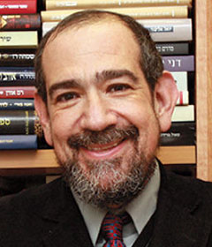 Rabbi Dr. Jeffrey Woolf