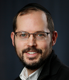 Rabbi Yehuda Goldschmidt
