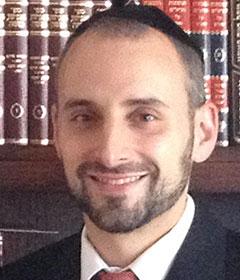 Rabbi Maury Grebenau