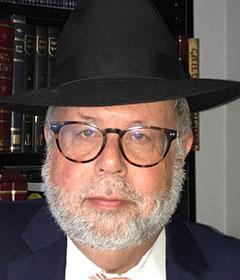 Rabbi Menachem Brick