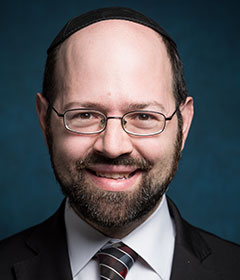 Rabbi Michoel Zylberman