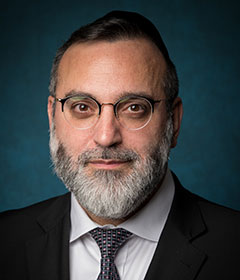 Rabbi Mordechai Benhaim