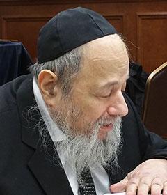 Rabbi Mordechai Marcus