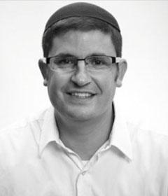 Rabbi Moshe Benovitz