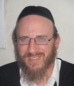 Rabbi Moshe Pessin