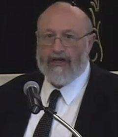 Rabbi Aaron Soloveichik