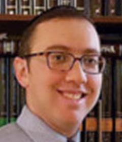 Rabbi Oran Zweiter