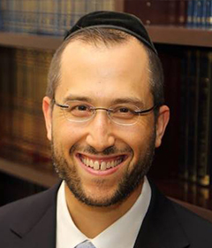 Rabbi Yaakov Gibber