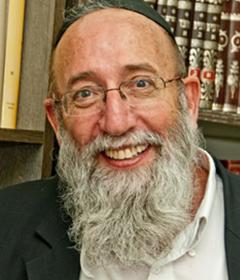 Rabbi Yechezkel Yakovson