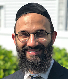 Rabbi Yehoshua Rubenstein