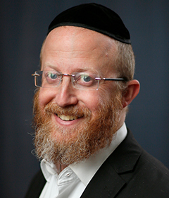 Rabbi Yehuda Werblowsky