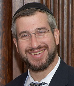 Rabbi Yisroel Kaminetsky