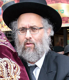 Rabbi Yitzchak Lichtenstein
