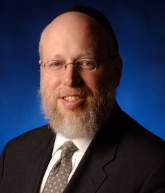 Rabbi Yonason Sacks