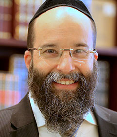 Rabbi Yoni Levin