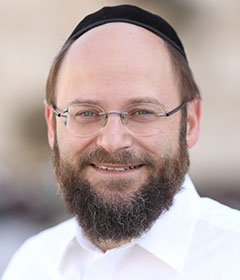 Rabbi Yosef Nusbacher