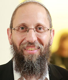 Rabbi Yosef Zvi Rimon