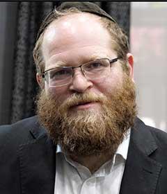 Rabbi Yussie Zakutinsky