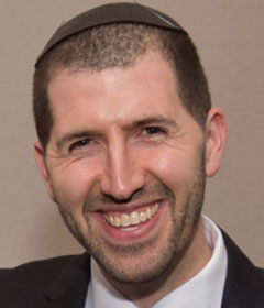 Rabbi Zev Goldberg